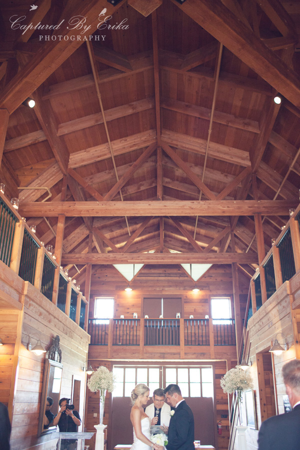 Unique Barn Wedding Venues